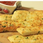 Emergency Garlic Breadsticks