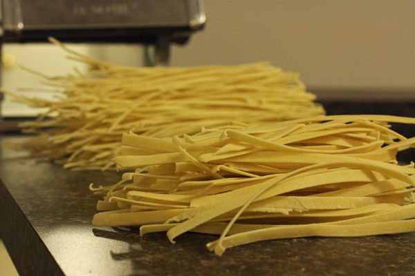 Homemade Dried Pasta 30 Pounds Of Apples