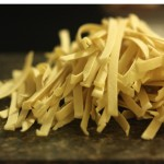 Homemade Dried Pasta
