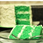 Happy Birthday-Anniversary-St. Patrick's Day Cake