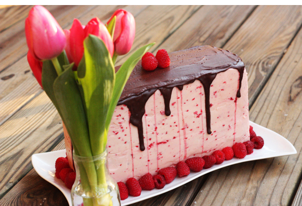 Birthday Cake Shot Images ~ Rich chocolate cake with raspberry buttercream u pounds of apples