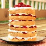 Supertall Strawberry Shortcake