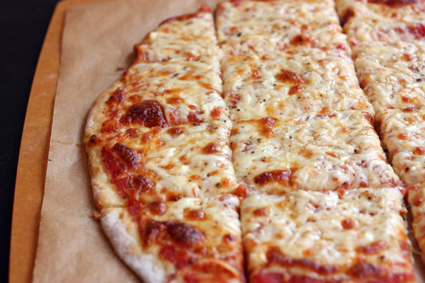 Delicious Cheese Pizza But if Cheese Pizza is Your