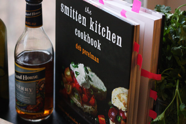 Smitten Kitchen giveaway winner – the smitten kitchen cookbook – 30 pounds of apples