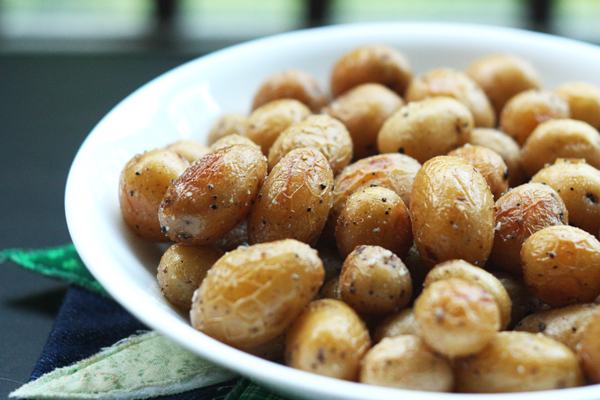 Tiny Roasted Potatoes