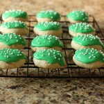 Frosted Fluffy Sugar Cookies
