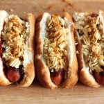 Chips & Cheddar Hot Dogs