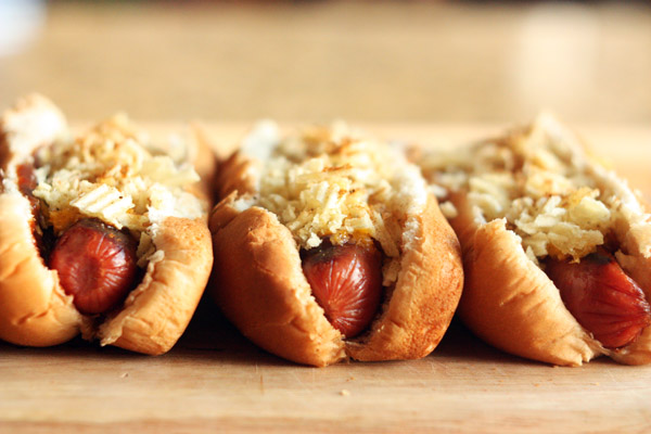 http://www.30poundsofapples.com/wp-content/uploads/2014/08/Fancy-Hot-Dogs.jpg