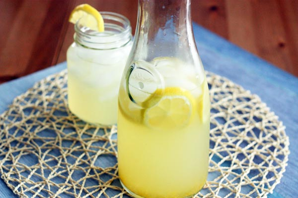 Simple Perfect Lemonade