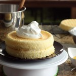 Lemon Meringue Sunshine Cake